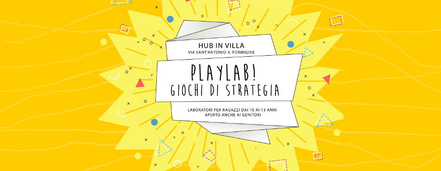 PlayLab! Giochi di strategia