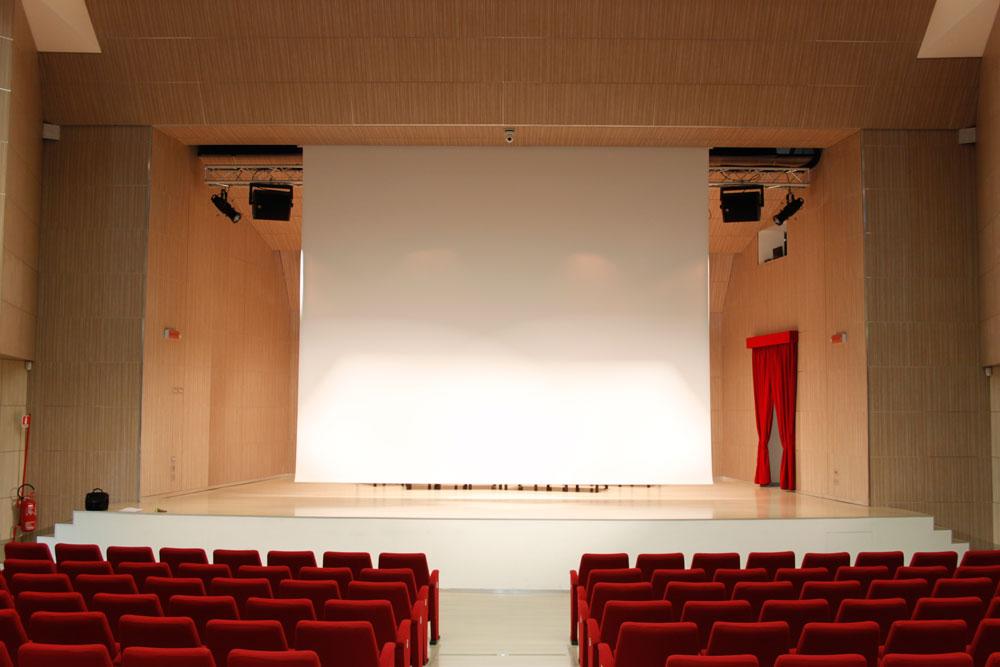 Auditorium palco 3