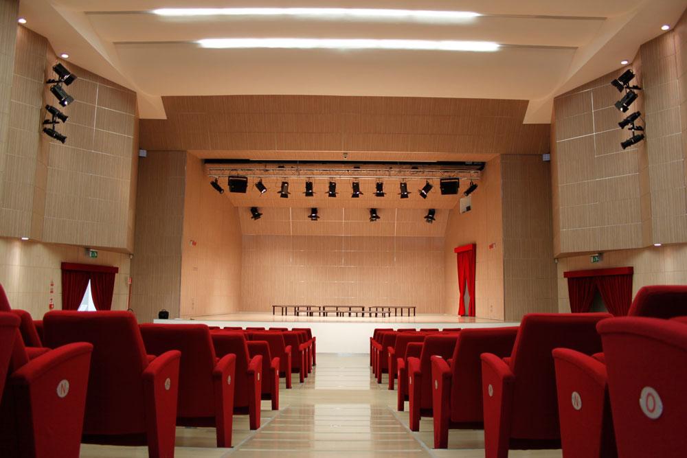 Auditorium palco 2