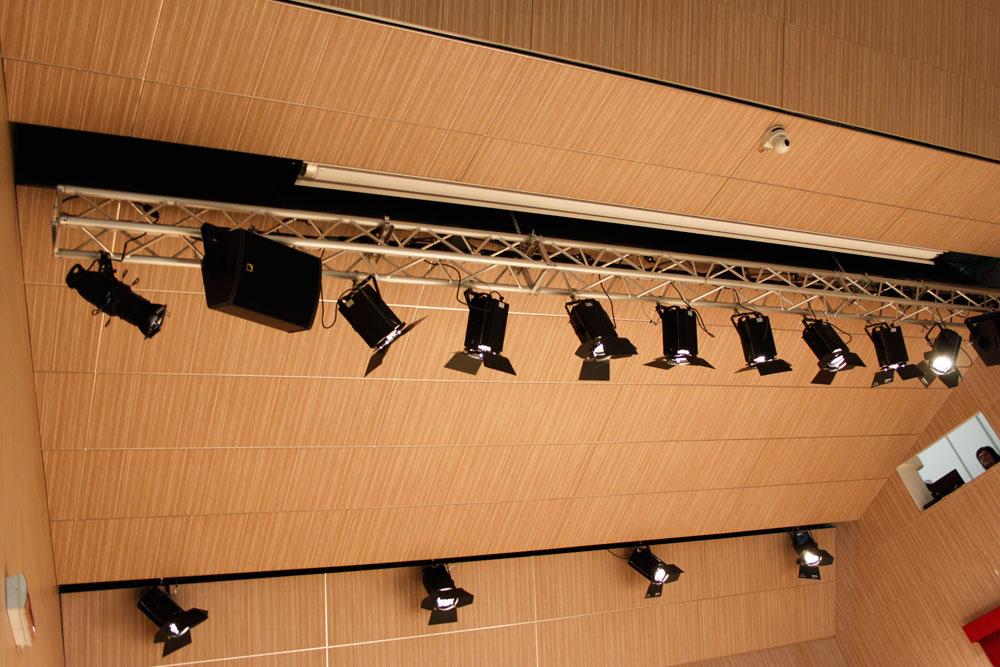 Auditorium luci 2