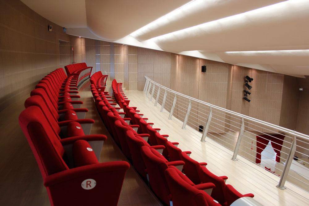 auditorium galleria