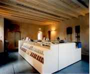 Punto Informativo Turistico e Reception del Museo