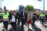 """39 - Inaugurazione sottopasso e via """"Pio La Torre"""""""