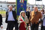 """46 - Inaugurazione sottopasso e via """"Pio La Torre"""""""