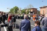 """50 - Inaugurazione sottopasso e via """"Pio La Torre"""""""