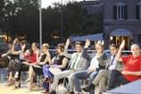 05 - Primo Consiglio Comunale in piazza