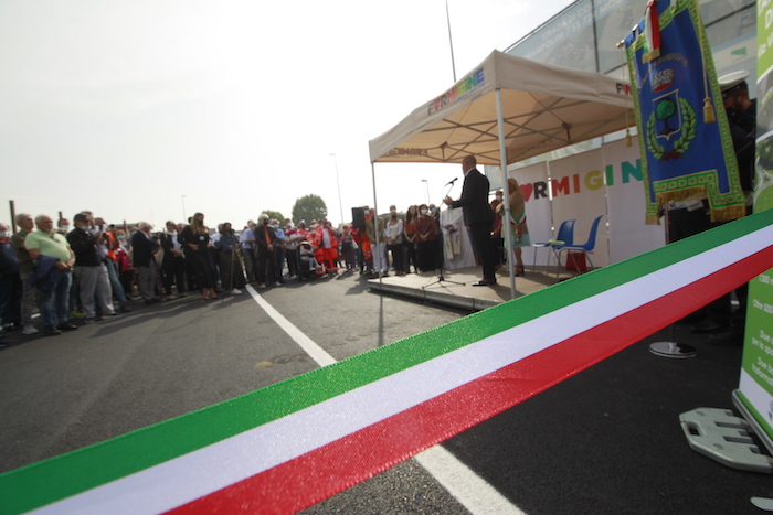 13 - Inaugurazione tangenziale sud di Formigine